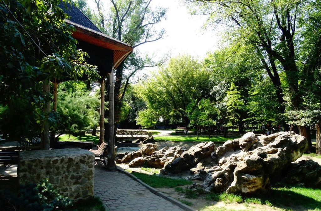 De ce să vizitez Parcul Ioanid, experiența ',orașului grădină''