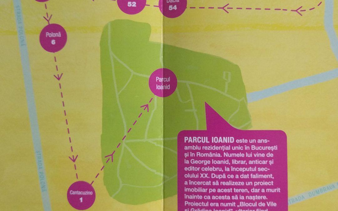 Parcului Ioanid – un model de ansamblu rezidențial de lux