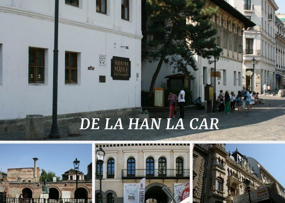 """""""De la Han la Car"""". Tur ghidat gratuit în Centrul Vechi"""