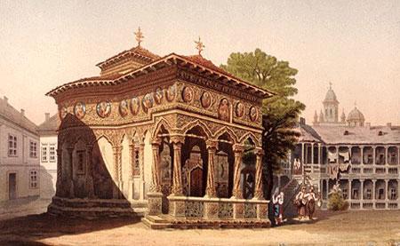 Biserica Stavropoleos – istoria unui monument