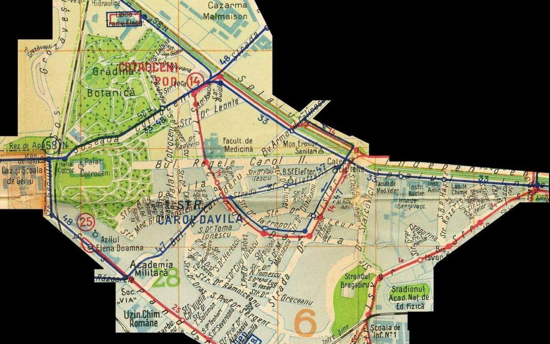 Cotrocenii, de la moșie a Țării Românești la cartier al capitalei București – Povestea continuă