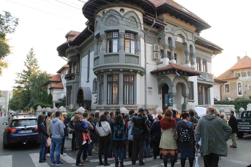 7 tururi minunate realizate prin București