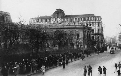 Pastila de istorie: 12 septembrie 1916