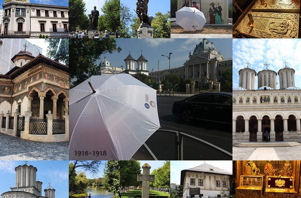 Traiul românilor sub robia Puterilor Centrale