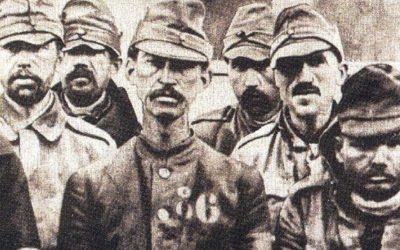 Românii din lagărele Puterilor Centrale